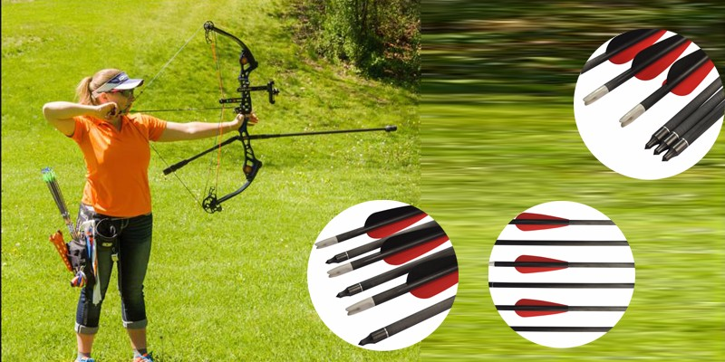 best practice arrows for compound bow, archery equipment