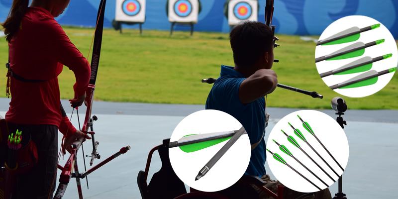 archery equipment, best carbon arrows