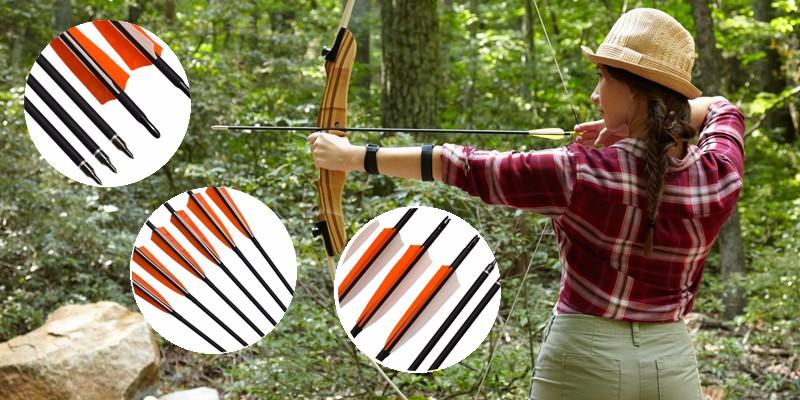 30 inch  fiberglass roll arrow