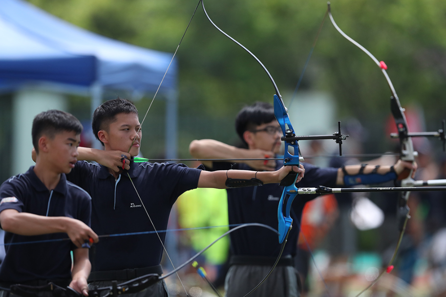 National Archery Key School Championship
