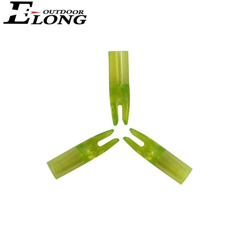 OD6MM Fiberglass Arrow Nocks for Youth Target Shooting