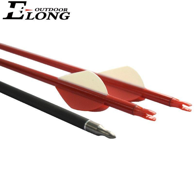30 Inch Changable Shaft Carbon Arrows For Archery Recurve Bow
