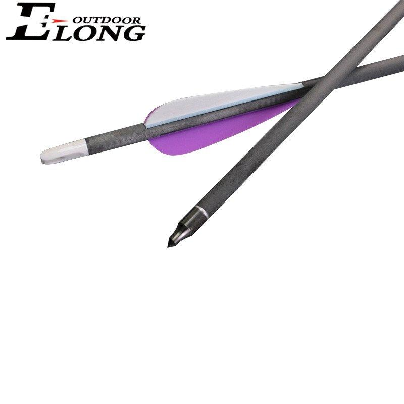 30 Inch SP340 Pure Carbon Arrow for Hunting