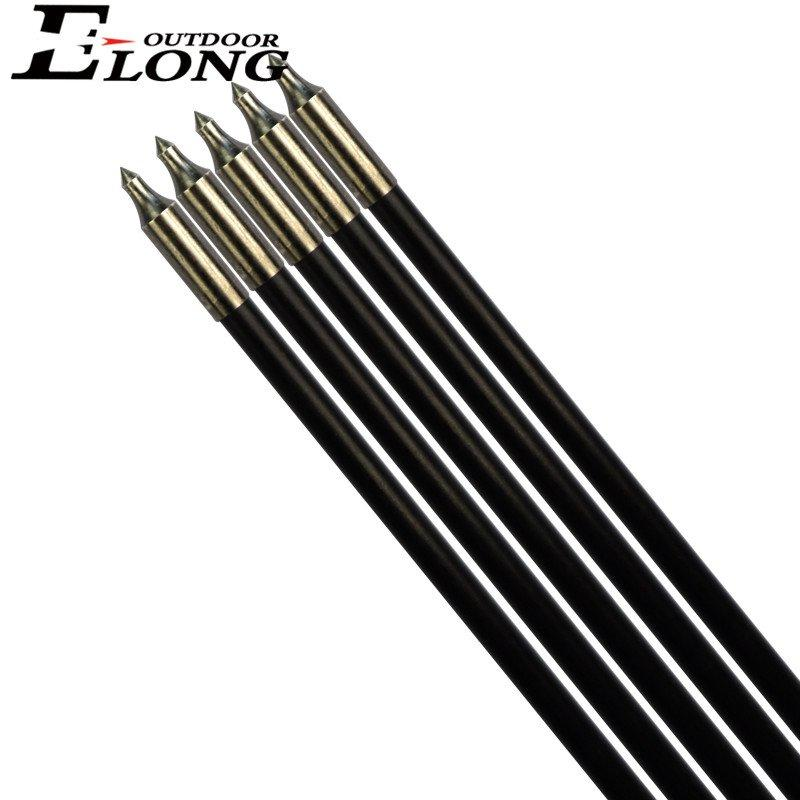 17 Inch Crossbow Arrows Fiberglass Crossbow Bolts Arrow For Outdoor Target Practice Cheap Crossbow Bolts