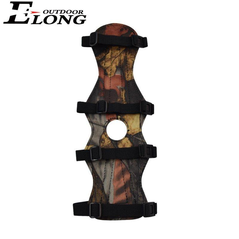 12 Inch Camo Arm Guard Shooting Protection Gears Archery Bow & Arrow Shooting Arm Guard