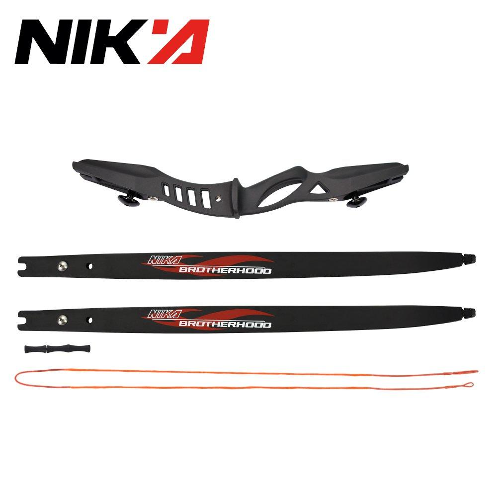 Wholesales New Recurve Bow ILF Connect 58 Inch Recruve Bow For Beginner