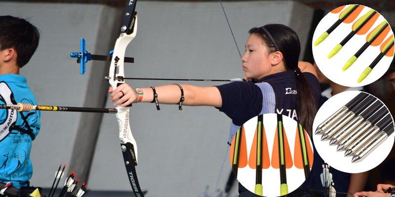 28 inch fiberglass arrow-Elong Outdoor Archery factory