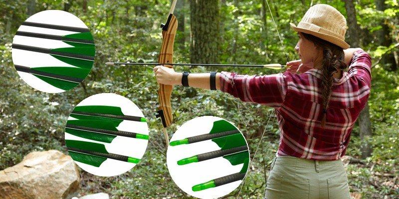 best carbon arrows-archery outdoor