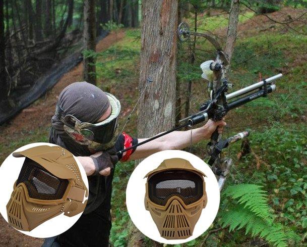 cs archery mask