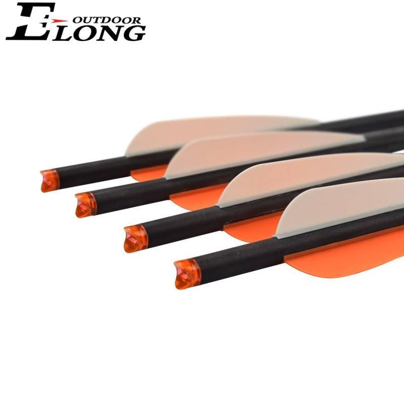 20 Inch / 22 Inch Fiberglass Crossbow Arrows For Hunter Crossbow Hunting Bolts For X Crossbow Young Archer