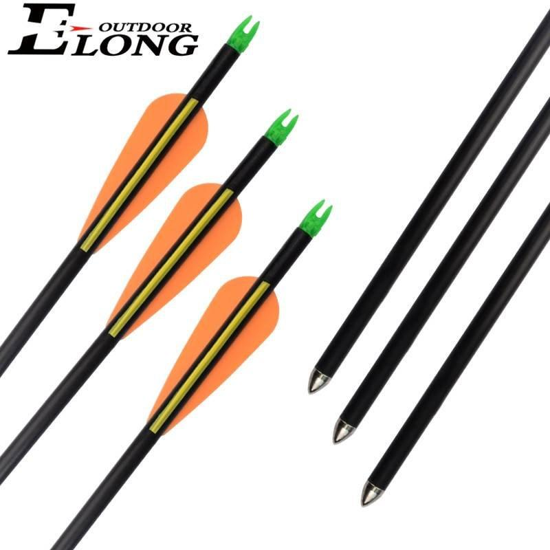 Fiberglass Youth Archery Arrow for Young Archers & Schools