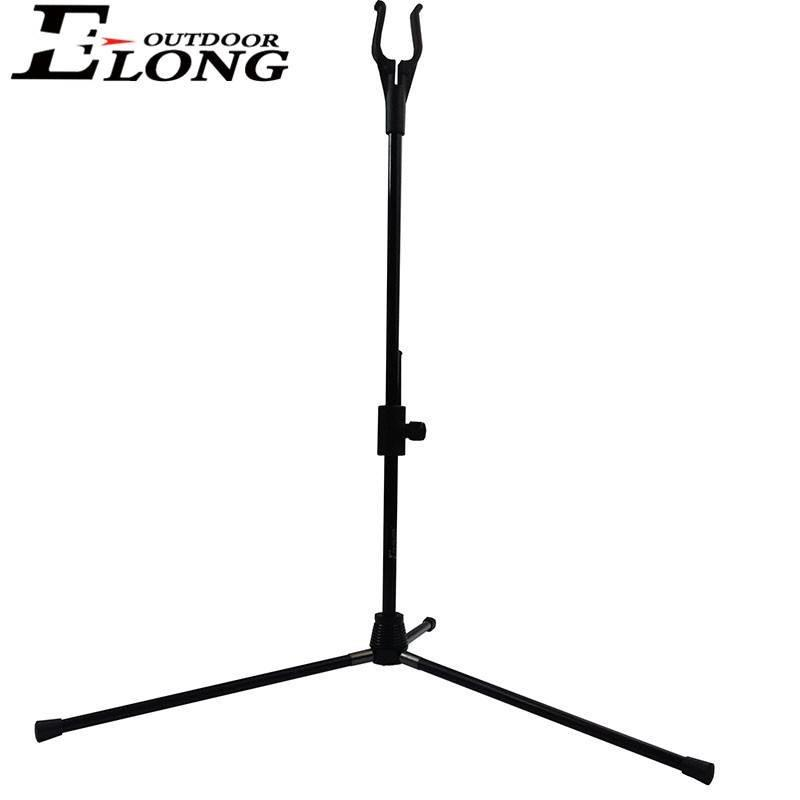 Lightweight Removable Recurve Bow Stand for Hunting & Shooting Archery