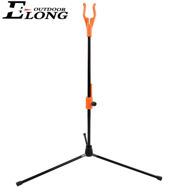 Orange Color Archery Removable Bow Stand Holder for Recurve Bow & Youth Archer Shooting