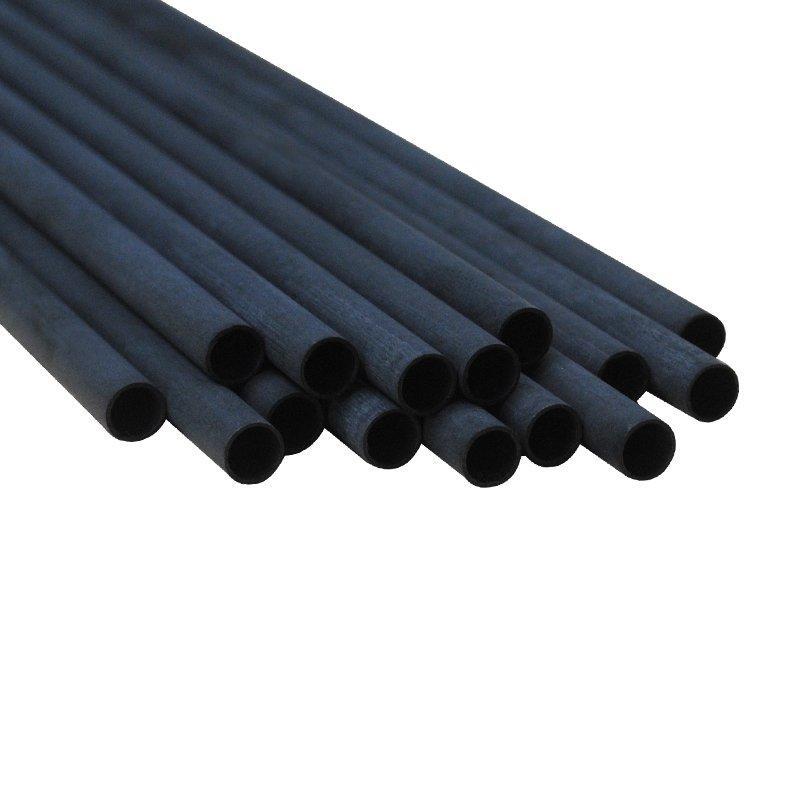 32 Inch Carbon Shaft ID 6.2mm Roll Tube DIY Arrow Shafts Spine 500