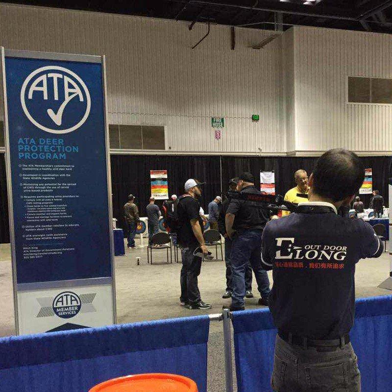 ATA exhibition in US