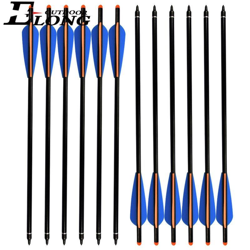 18 Inch Cheap Corssbow Bolts Aluminum Crossbow Bolts For Hunting And Target Practice