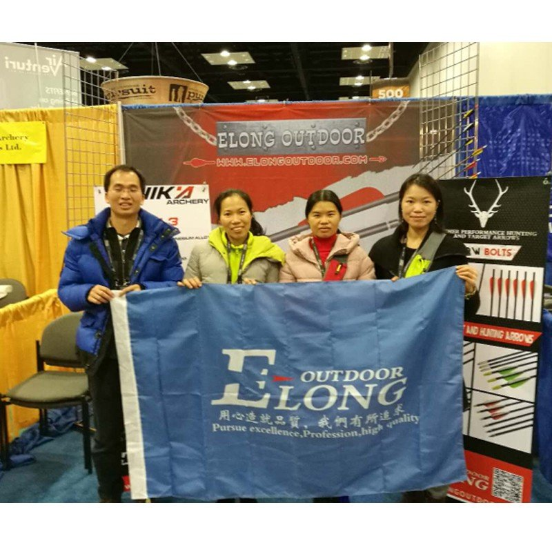 ATA SHOW, elong, recuve bow supplier