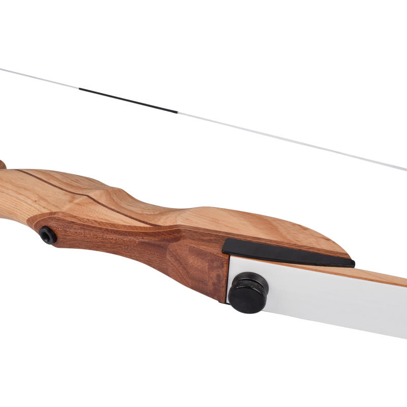 Elong Archery Recurve Bow Youth Wooden Bow for Hunting New Products