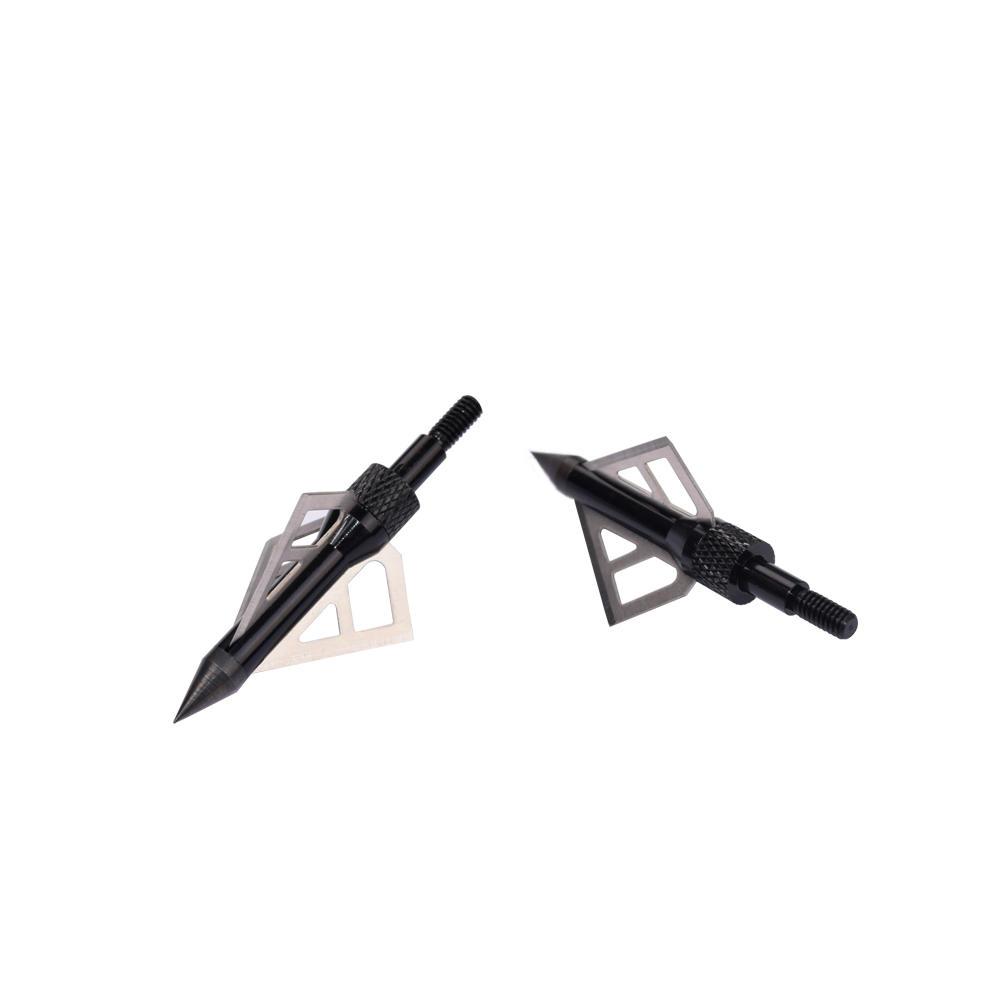 Outdoor Archery Bow Hunting China Factory 100grain Arrow Head Broad Head