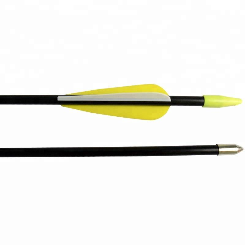 Archery Fiberglass Arrows For Recurve Bow Kids Arrow For Outdoor Arrows Hunting