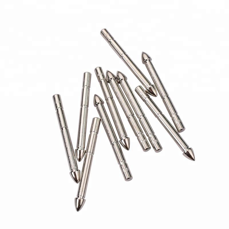 Insert Bullet Point 75 Grain for Archery Shooting I.D. 4.2mm Carbon Arrow Point Glue-in Point