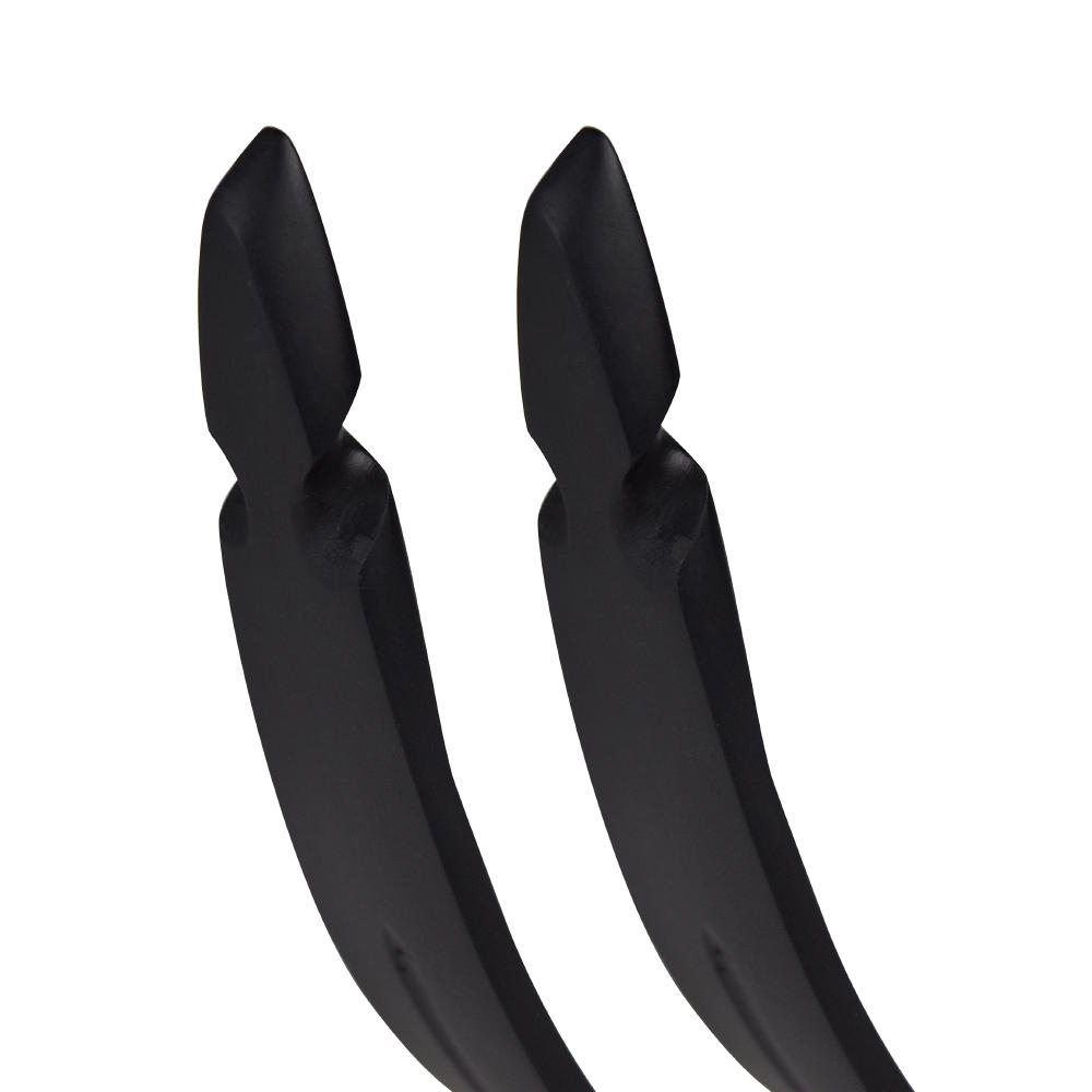 E Long Archery Limbs Wooden And Fiber Glass Recurve Limbs For With 20-45 lbs archery Limbs
