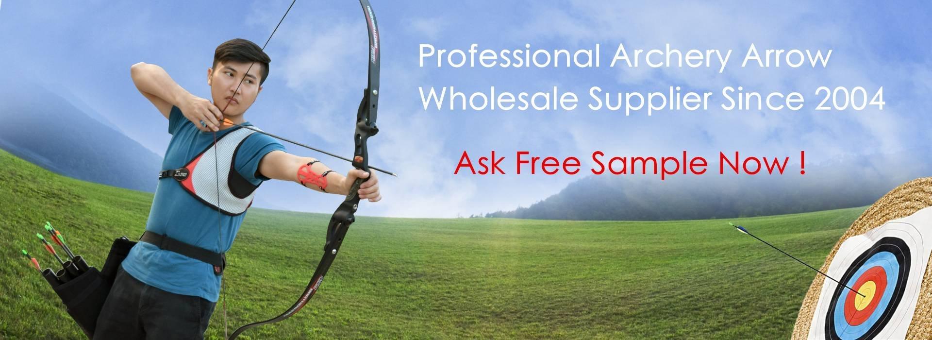Professional Archery Arrow Wholesale Supplier Since 2004