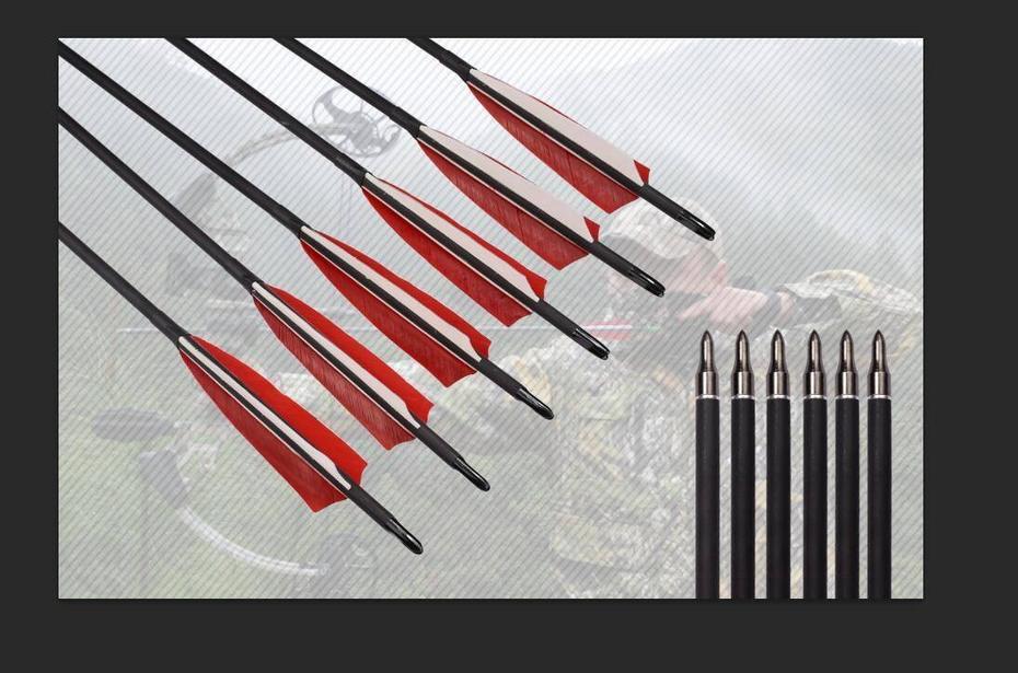 OEM archery arrow