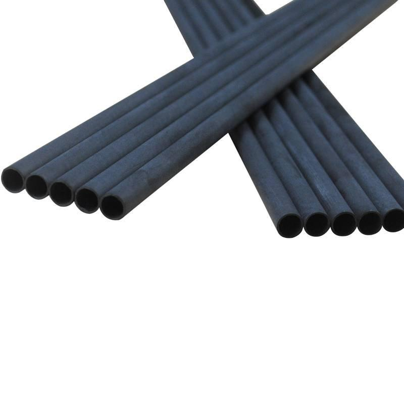 32 Inch Carbon Shaft ID 6.2mm Roll Tube DIY Arrow Shafts Spine 500