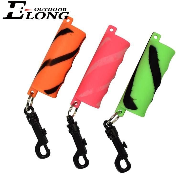Elong Arrow Puller Silicone Rubber Strip Tube Stripe Color For Target Shooting